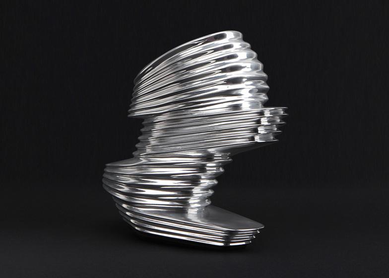 Zaha Hadid navrhla boty NOVA Shoes pro značku United Nude