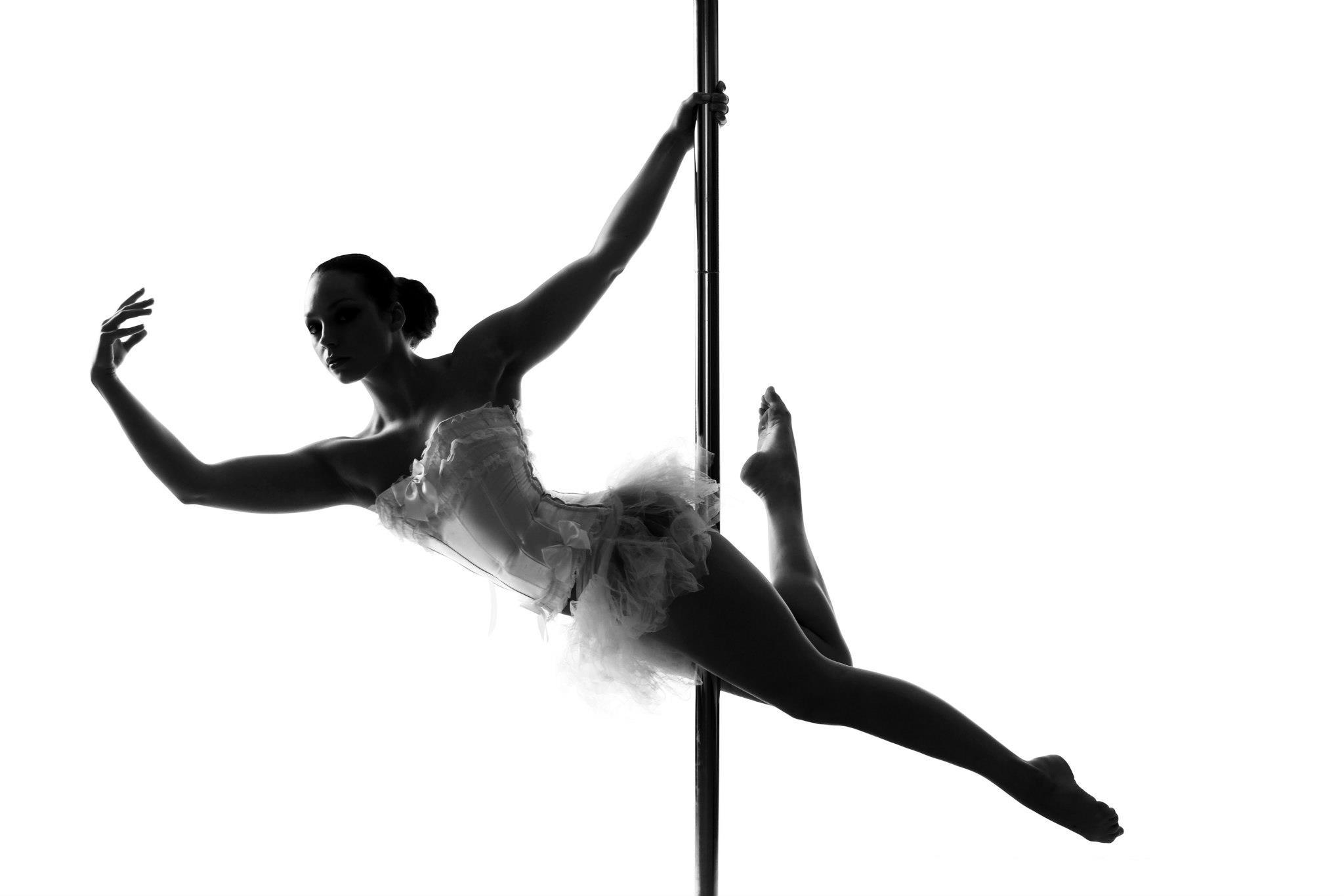 O pole dance, ladném tanci u tyče v interview s Terezou Seidlovou