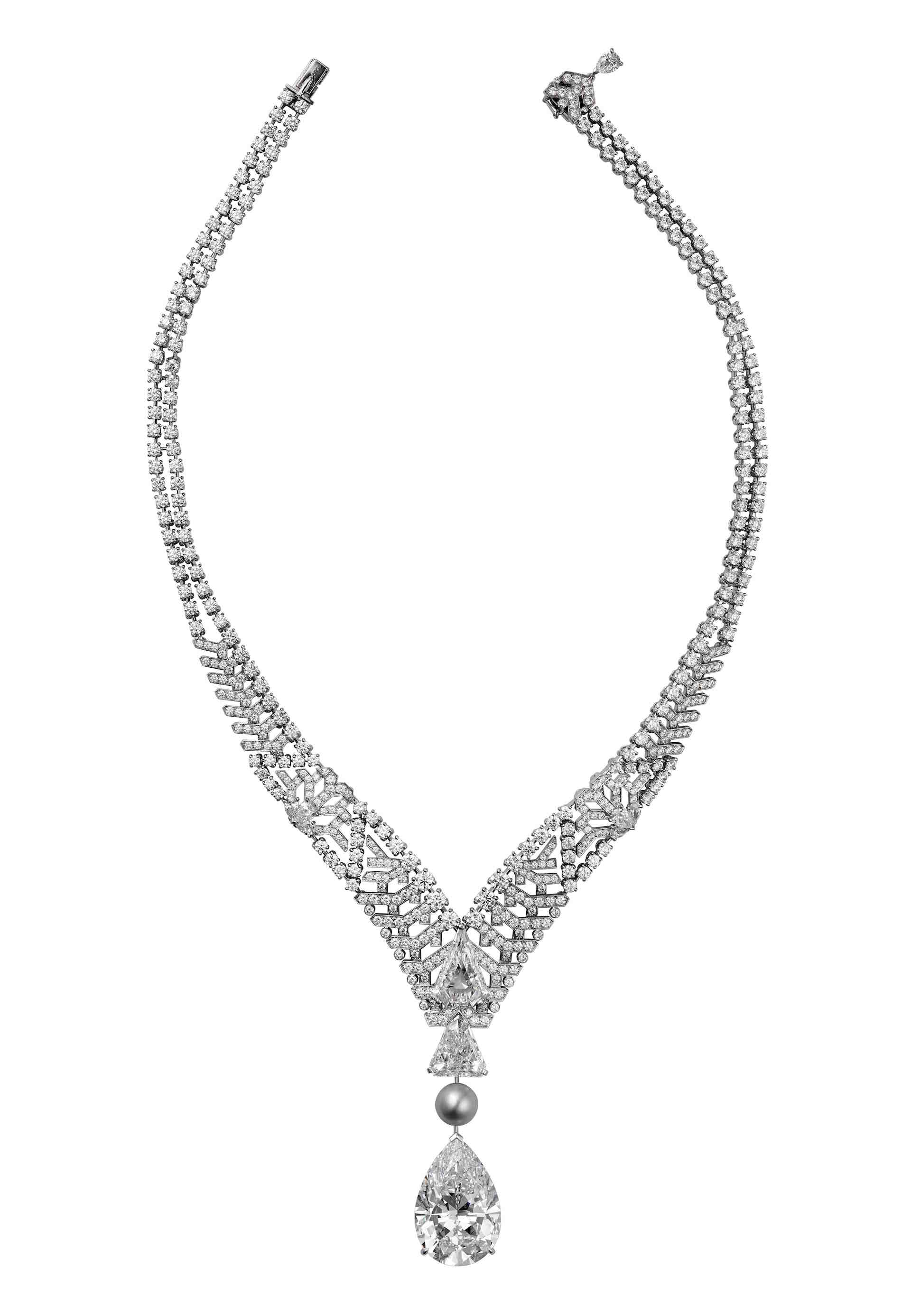 Pur Absolu necklace