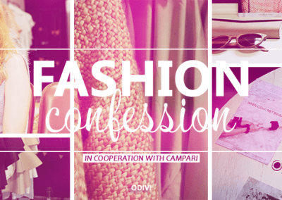 FASHION CONFESSION: ODIVI